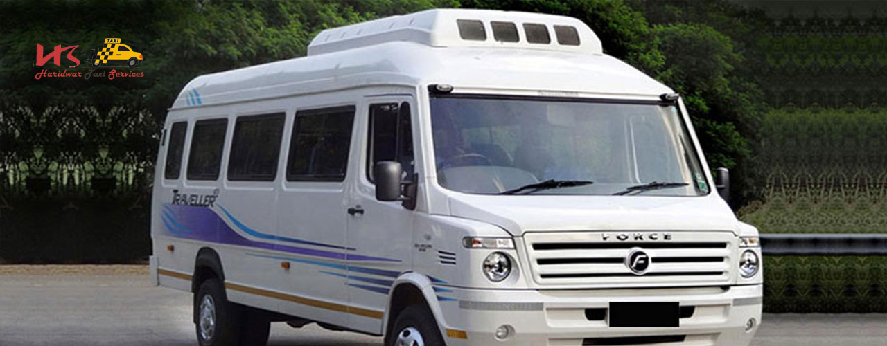 Tempo Traveller on Rent for Dehradun Jolly Garnt Airport