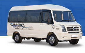Tempo Traveller Service in Rishikesh