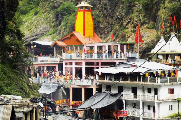 Char Dham Tour Package from Delhi