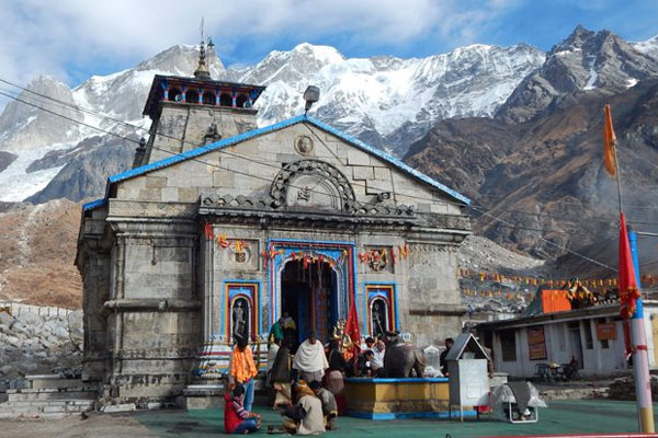 Char Dham Tour Package from Haridwar
